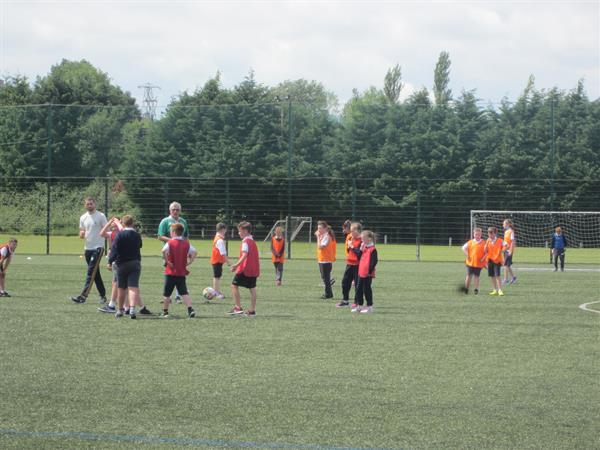 Soccer League Final
