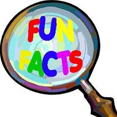 3rd/4th class Fun Facts