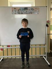 Science Week Competition winners